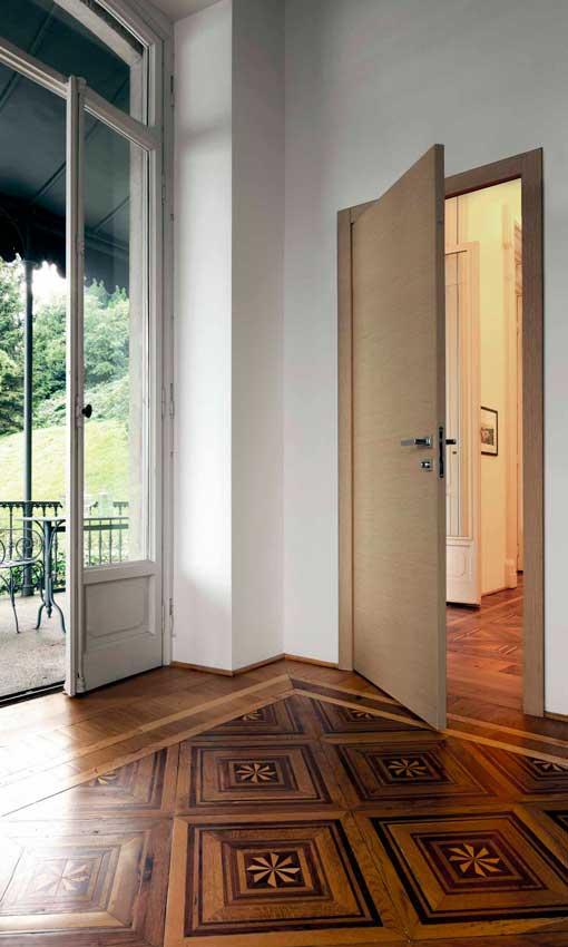Puertas Batiente de madera