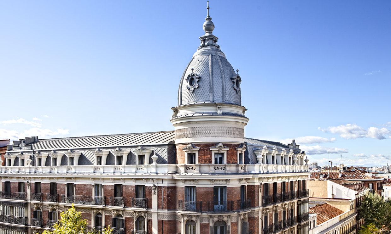 Esta es la majestuosa casa-palacio que acogerá la próxima edición de Casa Decor 2020