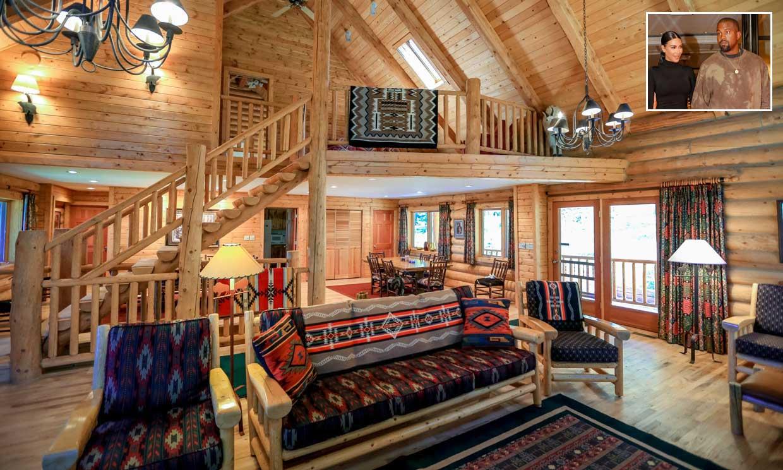 Los West-Kardashian se trasladan al campo, ¿quieres ver el rancho donde van a vivir?