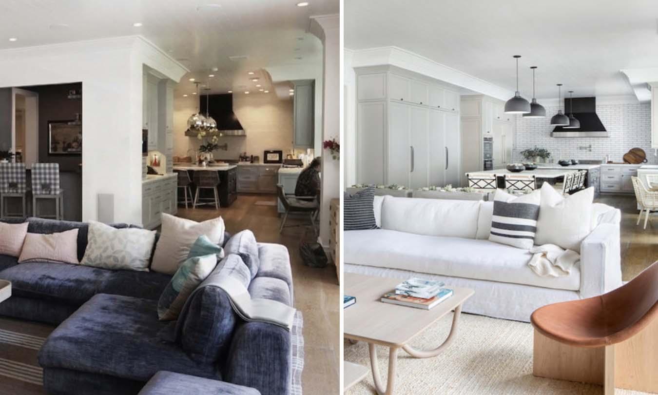 ¡No es magia, es decoración! 14 llamativos proyectos con su 'antes y después'