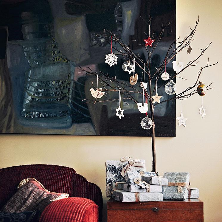 DIY: Ideas para un árbol de Navidad diferente Foto 1
