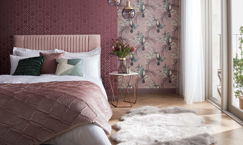 Decoración dormitorios: Cómo elegir la ropa de cama Foto 1