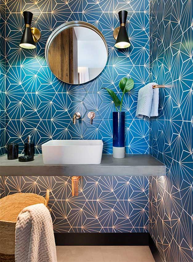 Decoración baños: Cómo decorar aseos y baños de cortesía ...