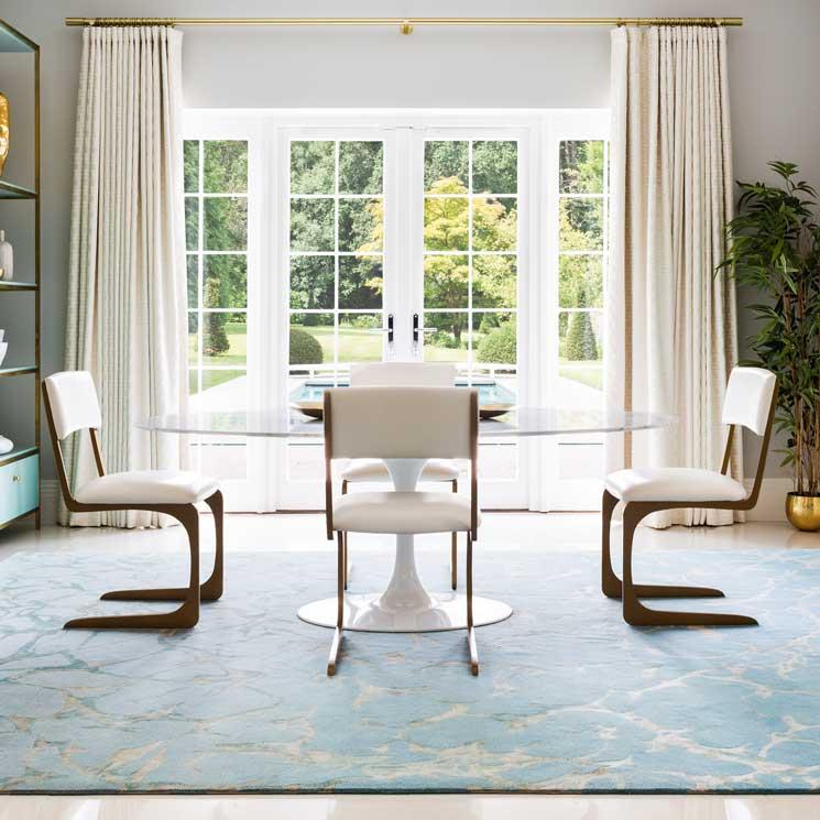 Muebles de salón: Sillas de diseño para comedores con estilo ...