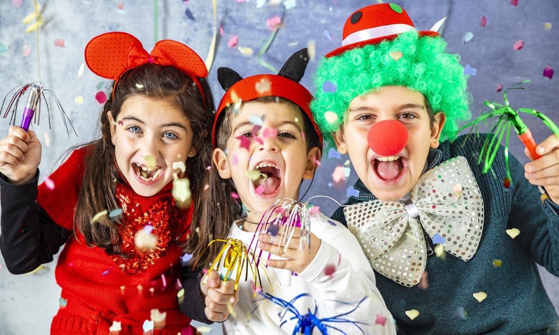 Ideas de decoración para montar una fiesta de Carnaval para los niños