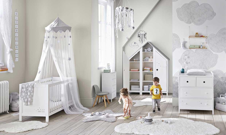 Habitaciones infantiles: Ideas para decorar una habitación de bebé