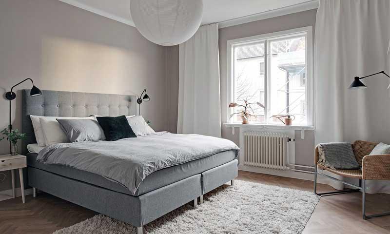 12 ideas para sacar el máximo partido a los dormitorios pequeños - Foto 1