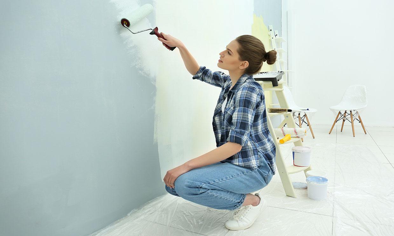 Los errores más frecuentes al pintar las paredes... y cómo evitarlos