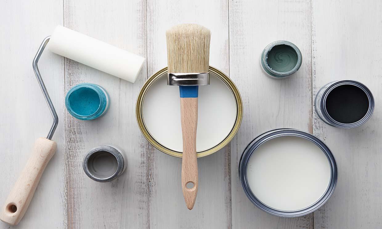 Dale una nueva vida a tus muebles con 'chalk paint'