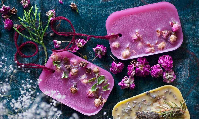 'Scented wax', fabrica tu propio ambientador aromático y decorativo