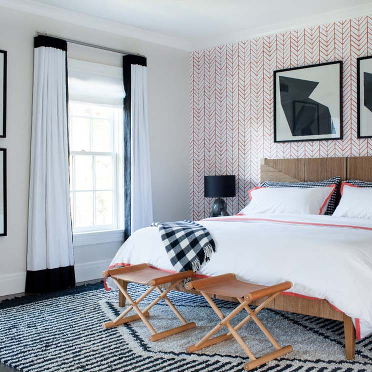 Alfombras: cómo usarlas para decorar tu dormitorio - Foto 12