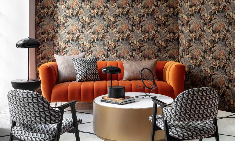 Elige los cojines más decorativos para tener un sofá (y un salón) de revista