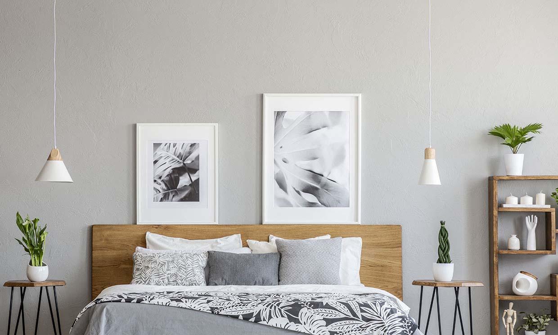 10 ideas geniales y decorativas para elegir el cabecero de tu cama