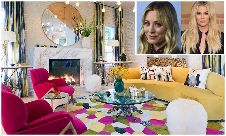 Kaley Cuoco vende la mansión que compró a Khloé Kardashian. ¿Quieres verla por dentro?