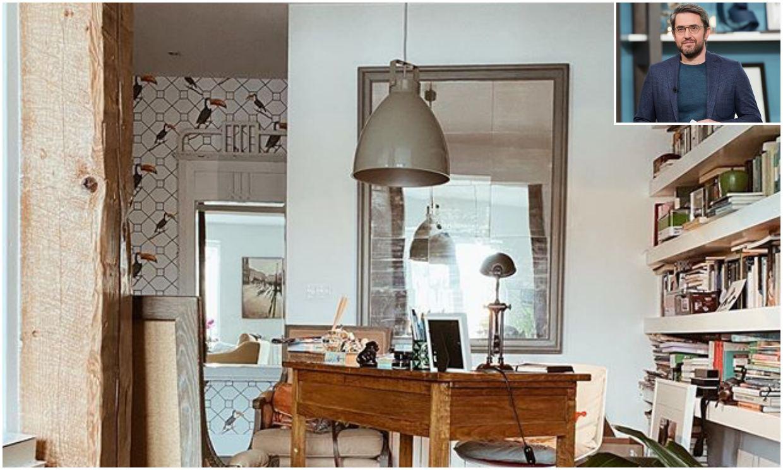 La casa de Máximo Huerta, un piso con mucho encanto y alma parisina