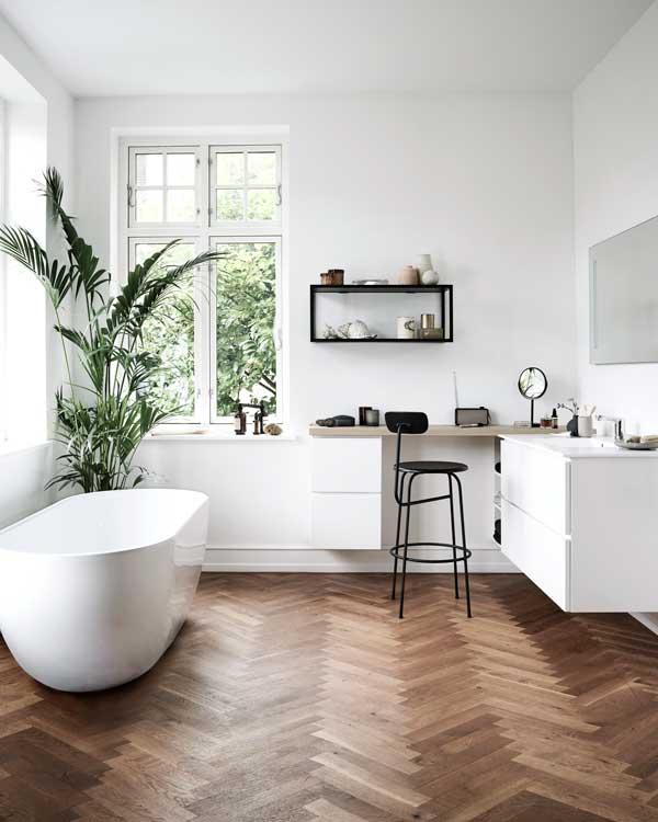 Ideas de decoración que convierten el cuarto de baño en un ...