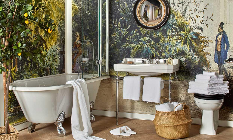 Cómo convertir tu cuarto de baño en un 'spa' sin necesidad de hacer obras