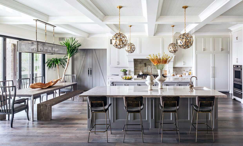 Dónde y cómo ubicar el comedor para que sea el lugar preferido de la casa