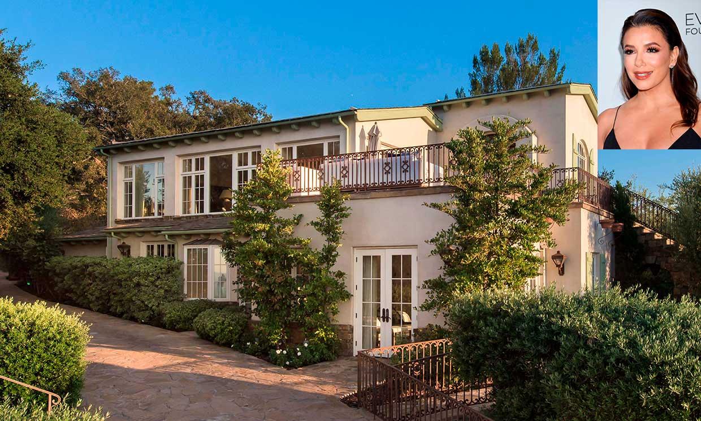 Eva Longoria vende su casa de Hollywood Hills tres años después de ponerla en el mercado