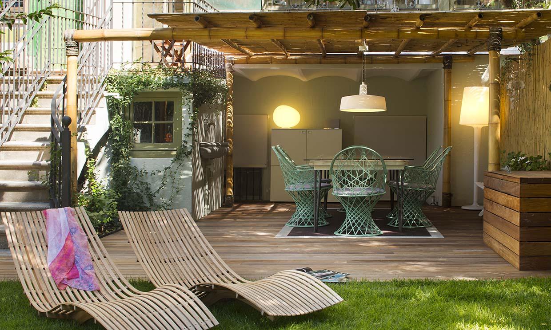 20 comedores con un estilo muy fresco para disfrutar dentro y fuera de casa este verano