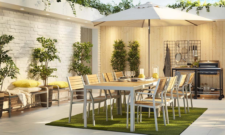 ¿Quieres una barbacoa en la terraza o una terraza con barbacoa?