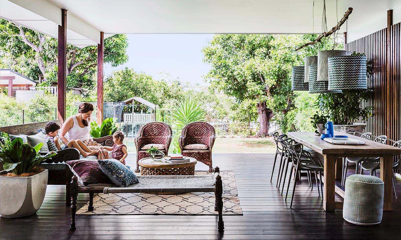 Aprende a decorar tu terraza según el Feng Shui