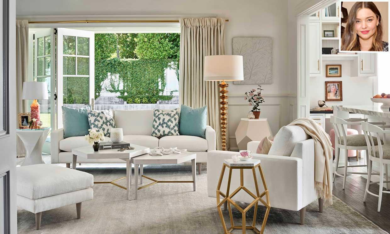 Así es la colección de muebles diseñada por Miranda Kerr para Universal Furniture
