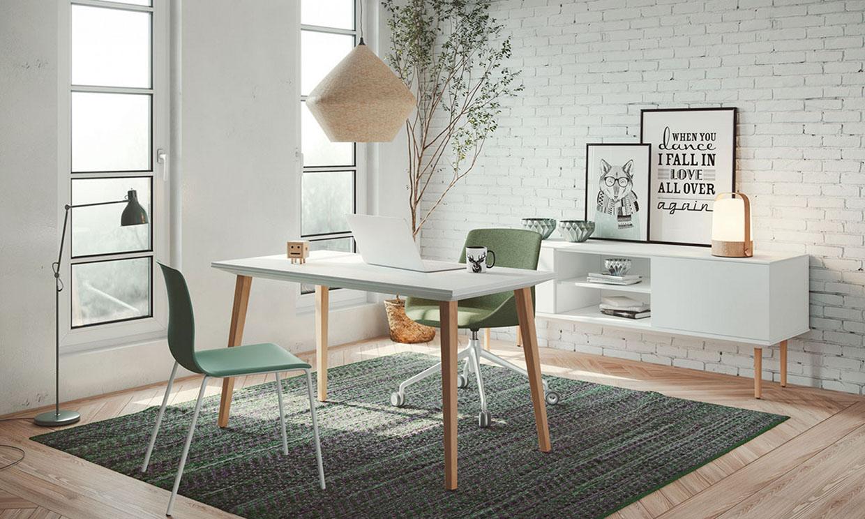 Los elementos esenciales para crear la zona de trabajo perfecta en casa
