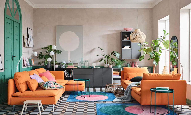 Claves para vivir y decorar la casa con un espíritu más sostenible