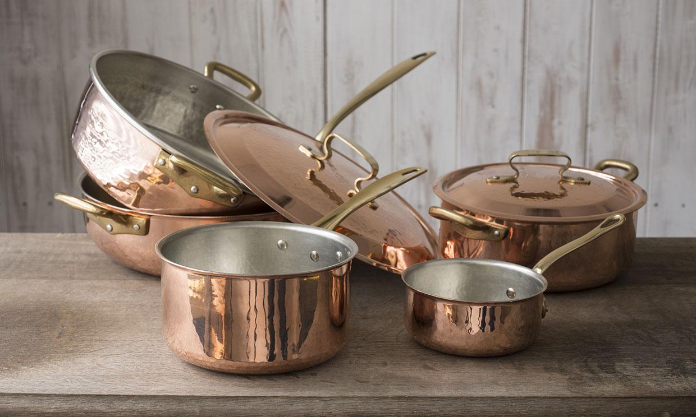 Los mejores trucos para limpiar los objetos de cobre