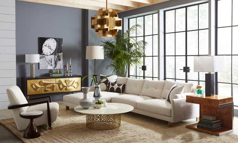 Ideas De Decoración Para Colocar El Sofá En El Salón Foto 1