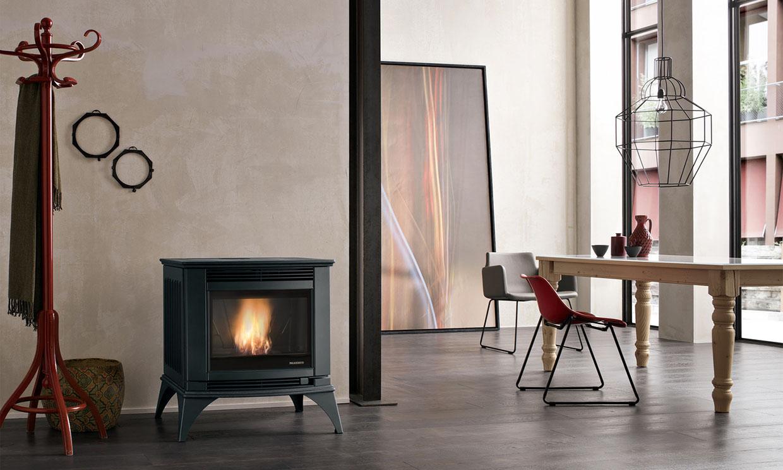 ¿Por qué elegir una estufa de pellets para calentar tu casa?