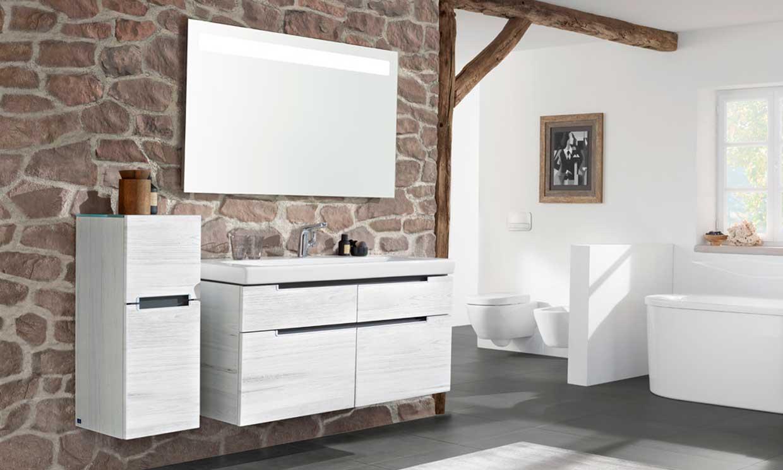 Cómo independizar y 'ocultar' el WC en el cuarto de baño (y no es tras una puerta)