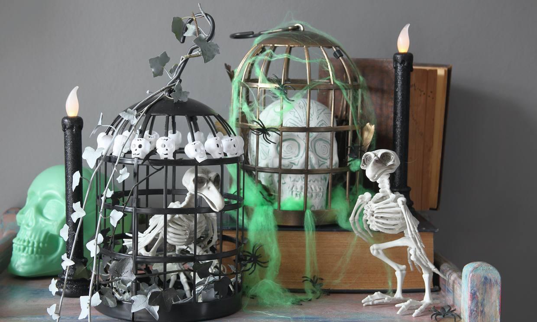 Ideas de decoración para un Halloween terroríficamente divertido