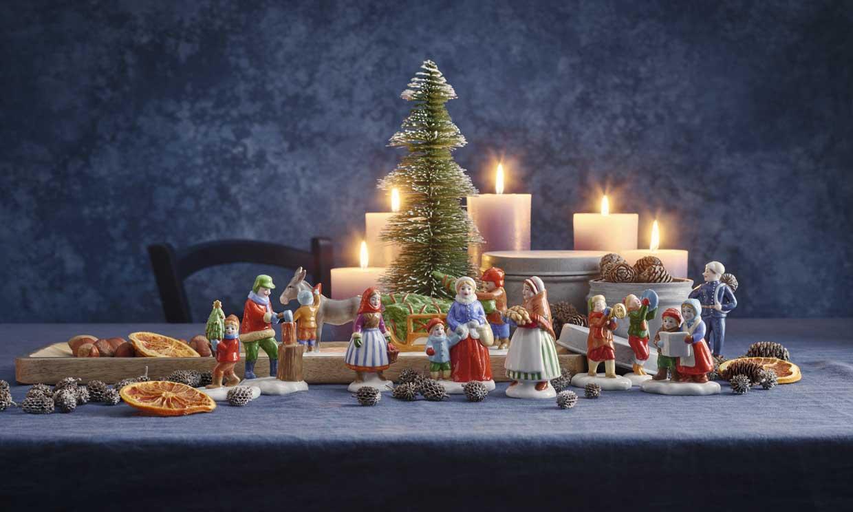 10 ideas para montar el belén de Navidad y que encaje en la decoración de tu casa