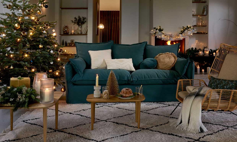 Ideas para crear una iluminación navideña espectacular y bonita, y sin gastar mucho