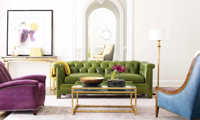 ¿Tienes un sofá 'Chester'? Así lo puedes integrar según el estilo de tu salón