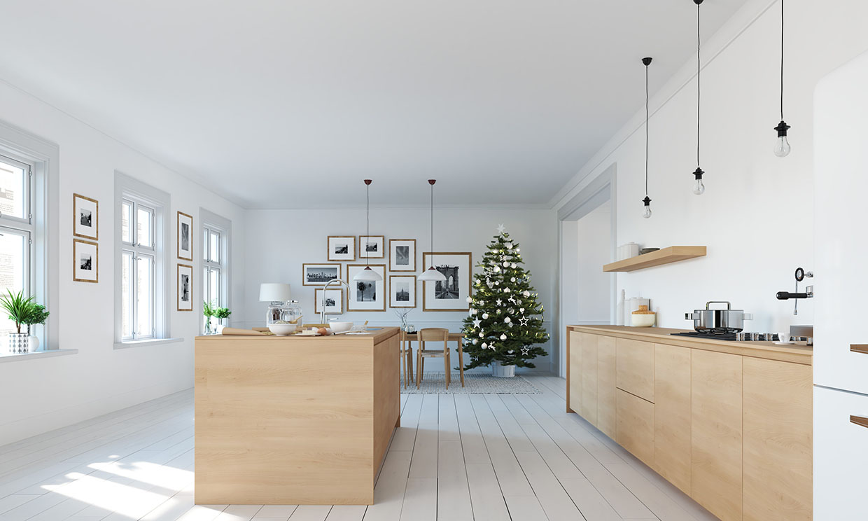 Organiza y limpia tu casa para las fiestas navideñas