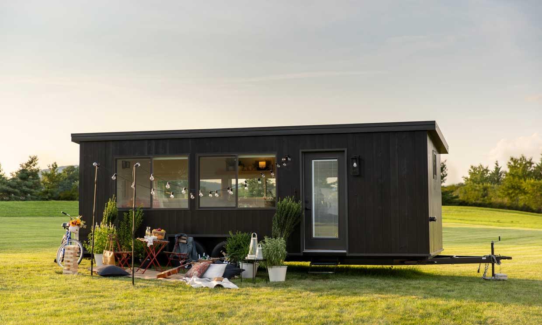 La casa prefabricada de Ikea y otros modelos pequeños que se 'construyen' en un día