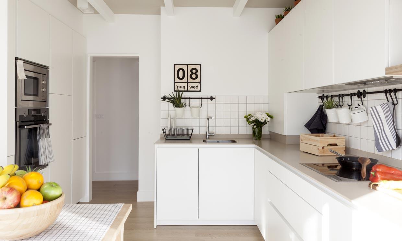 El antes y el después de la reforma de un piso para transformarlo en una casa moderna y familiar