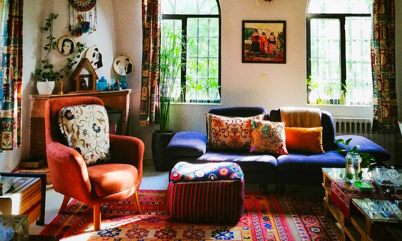 10 claves para dar un toque 'boho' a la decoración de tu casa