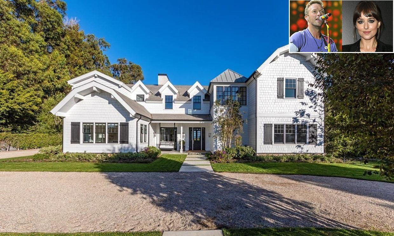 Así es la mansión que se han comprado Chris Martin y Dakota Johnson en Malibú