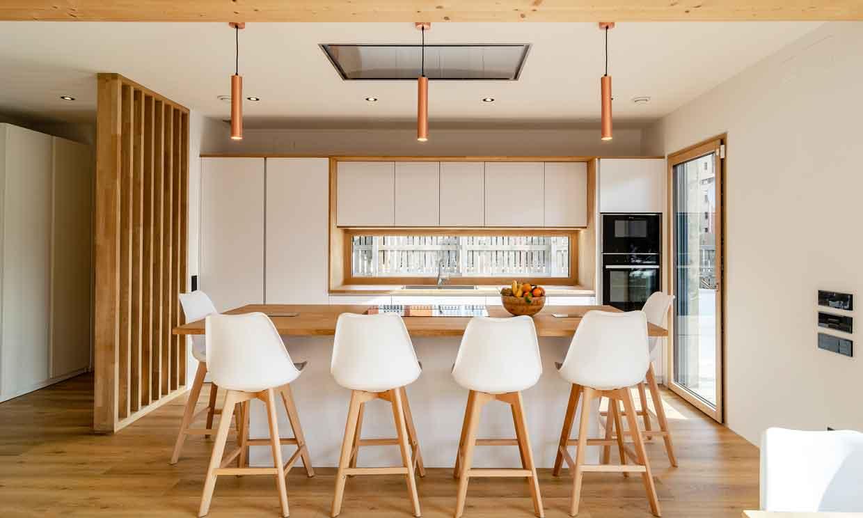 Descubre una de las casas más sostenibles de Europa (y está en Barcelona)