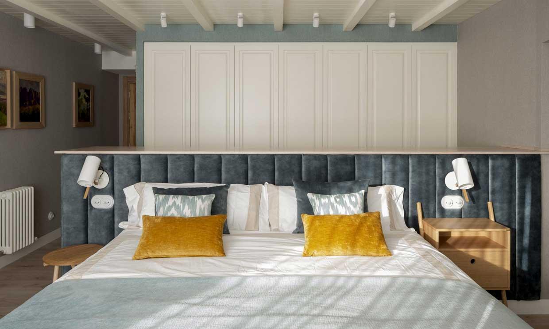Dormitorios para dos: así se decoran para compartir en armonía