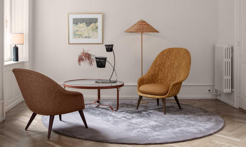 ¿Un salón pequeño? Cómo decorarlo sin sofá para que sea igual de cómodo que uno convencional