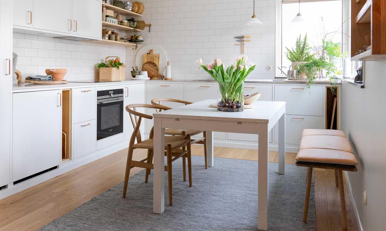 Muebles de cocina a la medida de tus necesidades
