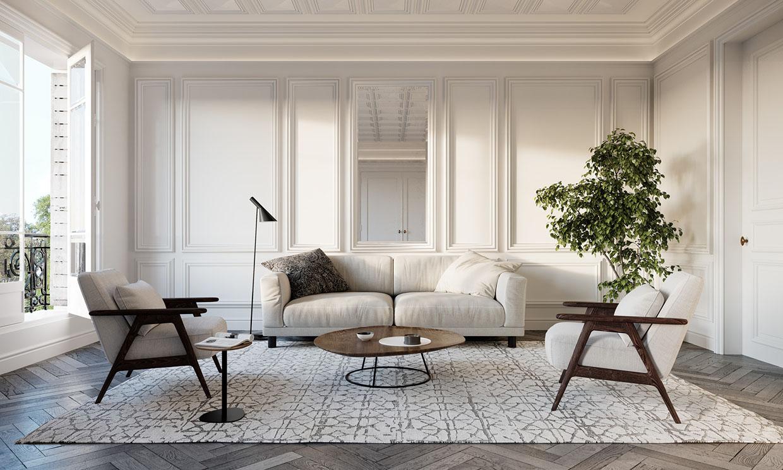 Así debes limpiar los rodapiés y las molduras decorativas de tu casa