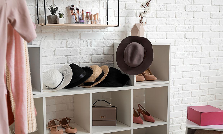 10 formas muy prácticas de ordenar tus complementos: joyas, cinturones, sombreros…