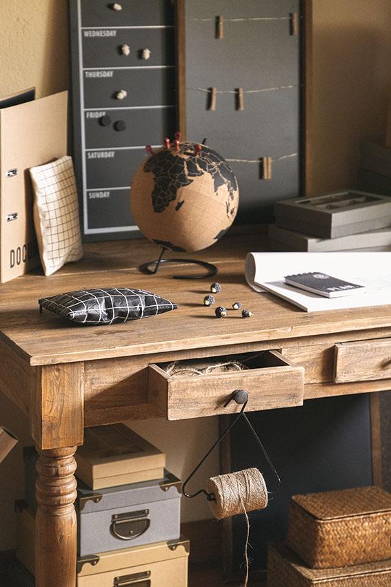 Porteger la madera de interior