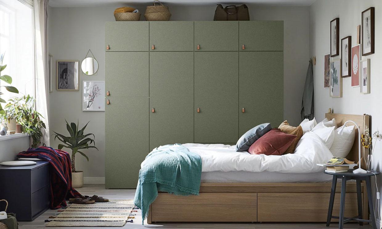 Trucos e ideas para mantener el dormitorio ordenado